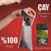 Tea Time Çay Demleme Poşeti (Çay Filtresi) 40lı Paket 1040 Adet