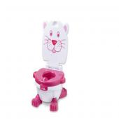 Baby2go 6232 Alıştırma Tuvaleti Pembe