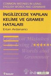 Ingilizcede Yapılan Kelime Ve Gramer Hataları Common Mistakes İn Using English Words And Grammar