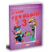 Kırmızı Beyaz Yayıncılık 3 Sınıf Efsane Fen Bilgis...