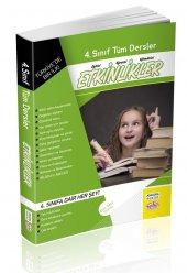 Editör Yayınları 4. Sınıf Tüm Dersler Etkinlikler Kitabı (Angora Serisi)