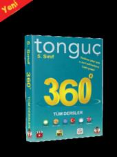 5.sınıf Tüm Dersler 360 Soru Bankası Tonguç Akademi Yayınları