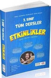 Editör Yayınları 3. Sınıf Tüm Dersler Etkinlikler ...