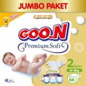 Goon Premium No 2 Bebek Bezi Jumbo 66 Ad