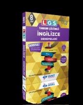 Yanıt 8. Sınıf Lgs İngilizce Tamamı Çözümlü Branş Deneme