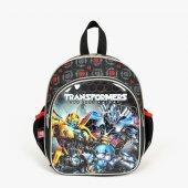 Iki Bölmeli Siyah Transformers Anaokulu Çantası 53095