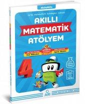 Arı Yayınları 4.sınıf Matematik Atölyem Matemito