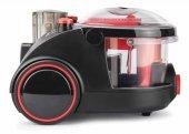 Arnica Bora 5000 2400w Su Filtreli Çift Turbo Fırçalı Elektrikli Süpürge Kırmızı
