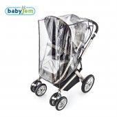 Baby Jem Bebek Arabası Yağmurluğu