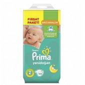 Prima Aktif Bebek Mini 2 Beden Fırsat Paketi 108 Adet 4 8 Kg