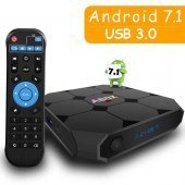 Goobang Doo Abox A1 Max Android 7.1 Tv Box With On Off Switch But