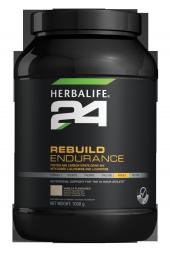 Herbalife H24 Rebuild Endurance Vanilya Aromalı Sporcu İçeceği İzotonik Sporcu İçeceği Tozu