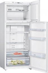 Siemens Kd53nnw22n Nofrost, Üstten Donduruculu Buzdolabı Beyaz Kapılar