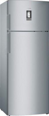 Siemens Kd56npı34n Nofrost, Üstten Donduruculu Buzdolabı Kolay Temizlenebilir Inox Kapılar