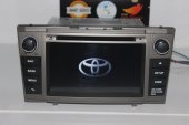 Darkway Drive Toyota Avensis Android Oem Multimedy...