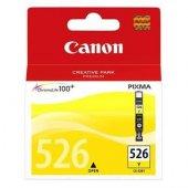 Canon Clı 526 Y Yellow Orijinal Kartuş (Ip4850 Mg5150)