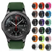 � Samsung Gear S3 Frontier Classic Ve Watch Silik...