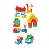 Lego Benim İlk Renkli Bloklarım 50 Parça Dede 03259