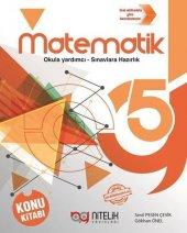 Nitelik 5.sınıf Matematik Konu Kitabı