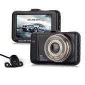Sl D92 Kamera 1080 Full Hd Çift Lens Ön Arka Dvr A...
