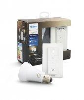 Philips Hue Beyaz Ambiyans Akıllı Ampul Kumandalı E27