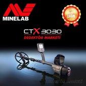 Minelab Ctx 3030 Dedektör, Altın Ve Metal Dedektörü