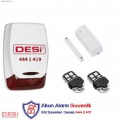 Desi Alarm Midline Alarm Sistemi Kurulum Destekli Paket