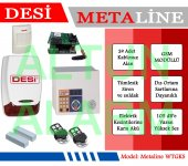 Desi Alarm Desi Metaline Wtgks Plus Alarm