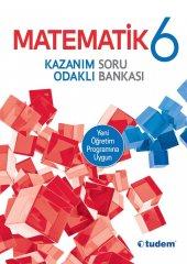 6.sınıf Matematik Soru Bankası Tudem Yayınları