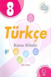 8.sınıf Türkçe Konu Anlatımlı Palme Yayınları