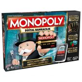 Hasbro Monopoly Dıgıtal Bankacılık B6677