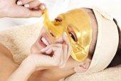 Gold Maske (10 Adet)