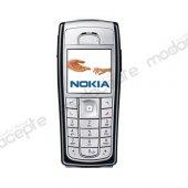 Nokia 6230i Kapak