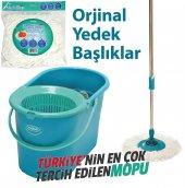 Motek Fix Mop Temizlik Kovası Temizlik Seti Temizlik Mopu
