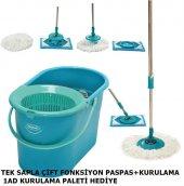 Motek Fix Mop Temizlik Seti +kurulama Paleti+ücretsiz Kargo