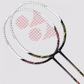 Yonex Nanoray 3 88gr Badminton Raketi Sarı