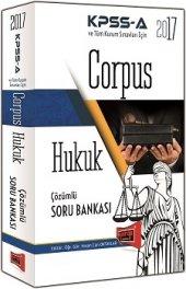 Yargı Yayınları 2017 Kpss A Grubu Corpus Hukuk Tamamı Çözümlü