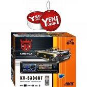 Kıngvox Kv 5300 Oto Teyp Bt Bluetooth Usb Sd Mmc