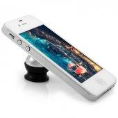 Mıknatıslı 360 Derece Dönerli Manyetik Telefon Tutucu