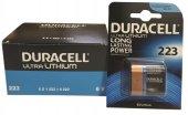 Duracell Ultra Lityum 223 6v Pil 1 Kutu (6 Adet)