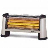 Elektrikli Soba ,ısıtıcı Simfer Loft Mini S2200 Wtx 1100 W Infrared Isıtıcı