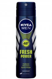 Nivea Deo Sprey Fresh Power 150 Ml Erkek