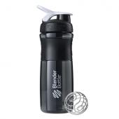 Blender Bottle Sportmixer 760 Ml Siyah Beyaz