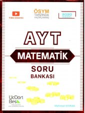 345 Yayınları Ayt Matematik Soru Bankası 2020 Müfr...