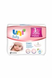 Unı Baby Islak Men.pet.dok.56x3 Cream