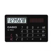 Casio Sl 760lc Bk 8 Hane Cep Hesap Makinesi