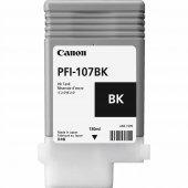 Canon 6705b001 Pfı 107bk Sıyah Kartus (130 Ml) Ipf 670 Ipf 680 Ipf 685 Ipf 770 Ipf 780 Ipf 785