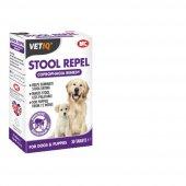 Vetiq Stool Repel Dışkı Yemeyi Önleyici Tablet 30 Tablet