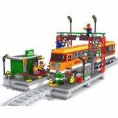 Lego Ausini 928 Parça Tren Seti