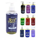 Renkli Saç Boyası Jeans Color 250 Ml Seç Beğen İste